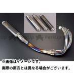 techserfu チタンEXタイプ2 UPタイプ ミラー仕上げ・チタン構造サイレンサー 素材:ポリッシュ CB1100F CB750F CB900F