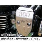 AGRAS インジェクションカバー 小 カラー:シルバー W800