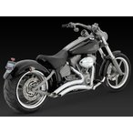 VANCE&HINES ビッグラディウス 2-2 ソフテイル FXCW ソフテイル FXCWC