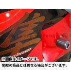 R&G クラッシュプロテクター カラー:ホワイト GSX1300R隼