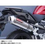 YAMAMOTO RACING VFR800X SLIP-ON UP 仕様:オーバル VFR800X