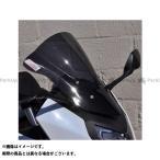 Skidmarx ウィンドスクリーン ダブルバブルタイプ カラー:ブルー CBR650F