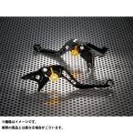ユーカナヤ MT-03 MT-25 スタンダードタイプ ショートアルミビレットレバーセット レバー:ブラック アジャスター:オレンジ U-KANAYA