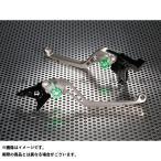送料無料 ユーカナヤ ZZR400 ZZR600 レバー スタンダードタイプ ロングアルミビレットレバーセット チタンカラー ブラック