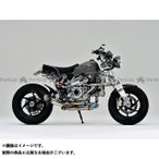 OVER RACING PROJECTS フルチタン スパイラル MONKEY