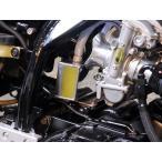 TG中川 トレーディングガレージナカガワ 燃料・オイル関連パーツ オイルキャッチタンク(車検対応) アルマイトシルバー