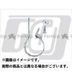 ガッツクローム ハーレー汎用 マフラーP型クランプ ・2-1/2  GUTS CHROME