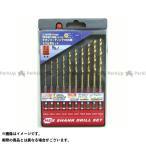 三共コーポレーション CK 六角軸チタンドリルセット sankyo Corporation