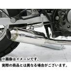 グラストラッカー WirusWin グラストラッカー(04/4-)用 ドラッグバイソンタイプマフラー スポーツタイプ