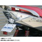 ADIO BIKES フェンダーレスキット レーシングキング180FI