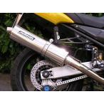 BODIS スリップオンマフラー ステンレス Three-Tec WM for GTR1400(06-) GTR1400