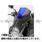 送料無料 マジカルレーシング ディアベル スクリーン関連パーツ バイザースクリーン(標準スクリーン) 平織りカーボン製 スモーク