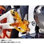 BABYFACE IDEAL バックステップキット カラー:ブラック CBR600RR