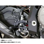BABYFACE バックステップキット カラー:ブラック S1000R