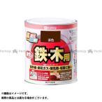 【無料雑誌付き】カンペハピオ 油性ウレタンガード 茶色 1.6L Kanpe Hapio