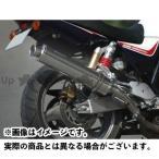 Realize Racing Aria ステンレス スリップオンマフラー テールタイプ:TypeC(カールエンド) 付属:キャタ無 CB400SB …
