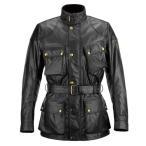 Belstaff Classic Tourist Trophy Jacket 41050002-BK  BLACK(ベルスタッフ クラシック ツーリスト トロフィー ジャケット ブラック)