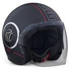 バイク ヘルメット ジェットヘルメット MOMO モモデザイン MANGUSTA S マットブラック