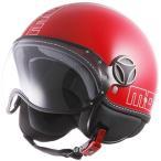 【モモデザイン/MOMO DESIGN】 FIGHTER GLAM(ファイター グラム)レッド ヘルメット バイク 【送料無料】【O】■