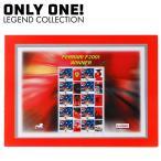 (ONLY ONE LEGEND COLLECTION)フェラーリ 2001年オーストラリアGP ウィナー記念切手 FERRARI F2001 Autralian GP Winner Stamps