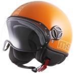 【モモデザイン/MOMO DESIGN】 FIGHTER GLAM(ファイター グラム)オレンジ ヘルメット バイク 【送料無料】■
