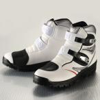 GAERNE(ガエルネ)ライディングブーツ タフギア ホワイト(ライディングシューズ 靴 くつ シューズ バイク用品 ブーツ メンズ バイク)