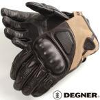 デグナー(DEGNER)スマホ対応ツーリンググローブ(SMART PHONE TOURING GLOVE)TG-27i(メンズ グローブ バイク 手袋 レザー モーターサイクル)(送料無料)