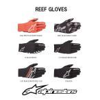2020年 春夏モデル アルパインスターズ alpinestars REEF GLOVES バイク用 グローブ