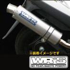 WR'S(ダブルアールズ) リアエキゾースト スリップオンマフラー グラディウス400 OVALチタンサイレンサー 0-40-BT3410JM