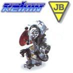 JB-POWER ケイヒン FCRキャブレター カワサキ KLX250SR/D-TRACKER : H/Z チョーク付き 35φ BITO R&D 301C35-130