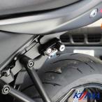 キジマ SV650(16-) ヘルメットロック ブラック 303-1581