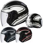 OGK AVAND2 STAID(ステイド) スポーティー・ジェットヘルメット