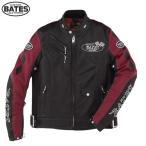 ベイツ メッシュジャケット(レッド) BATES BJ-M1713TT