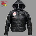 CLAY SMITH 防寒 ウインタージャケット EDDY(ブラック) クレイスミス CSY-6171