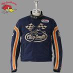 CLAY SMITH 防寒 ウインタージャケット KARKLAND(ネイビー) クレイスミス CSY-6174