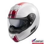 WINS FF-COMFORT GTストライプ フルフェイスヘルメット インナーバイザー付き 軽量コンパクトフルフェイス(エフ・エフ-コンフォート)
