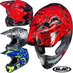 HJC CS-MX2 GRAFFED グラフド オフロードヘルメット HJH097