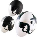 スピードピット JL-65SR シールド付き ジェットヘルメット デザインカラー