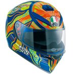 AGV K-3 SV ファイブ コンチネンツ フルフェイスヘルメット K-3SV FIVE CONTINENTS