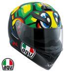 AGV K-3 SV TARTARUGA フルフェイスヘルメット バレンティーノ・ロッシ レプリカモデル