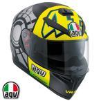 AGV K-3 SV WINTER TEST 2012 フルフェイスヘルメット ウインターテスト2012 バレンティーノ・ロッシ レプリカモデル