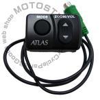ユピテル MCN43si MCN45si MCN46si BNV-1用 オプションパーツ OP-SW1 コントロールスイッチ
