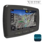 R.W.C X-RIDE バイク用 防水仕様 Bluetooth搭載 ポータブルナビゲーション RM-XR555XL