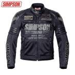 シンプソン メッシュジャケット(ブラック) SJ-7116SP