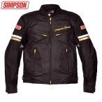 シンプソン メッシュジャケット(ゴールド) SJ-7118