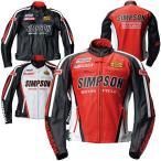 シンプソン SLJ-0111 レザージャケット SIMPSON