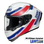 ショウエイ X-FOURTEEN LAWSON (エックス - フォーティーン ローソン) X-14 フルフェイスヘルメット エディ ローソン選手 レプリカモデル