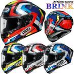 ショウエイ X-FOURTEEN BRINK (エックス - フォーティーン ブリンク) X-14 フルフェイスヘルメット ご予約
