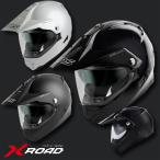 WINS XROAD ウインズ エックス・ロード インナーバイザー付き デュアルパーパスヘルメット X-ROAD