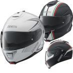 ヤマハ バイク システムヘルメット YJ-19 ZENITH Graphic(ゼニス グラフィック)  インナーサンバイザー装備
